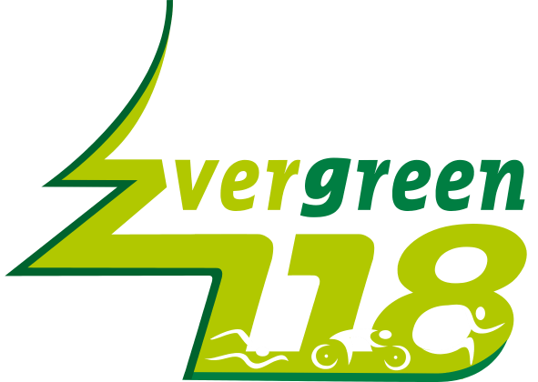 Evergreen 118 Logo © Evergreen Endurance